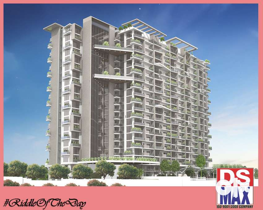 3 BHK Apartment for Sale in DS-Max Skycity, Thanisandra 0