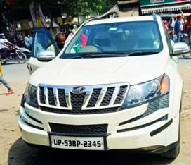 XUV 500 white color mint condition.Currently added brand new all tyres