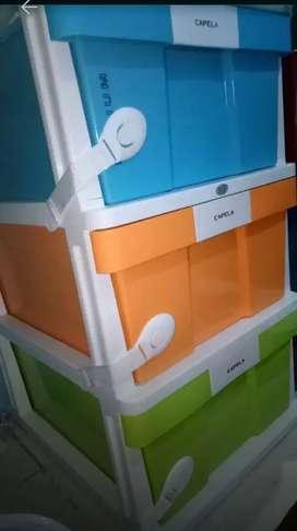 Pengunci laci atau lemari