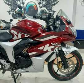 Suzuki Gixxer sf, 2018 model, immaculate condition and ready to sale
