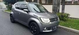 Suzuki IGNIS GX MT Tahun 2018 Full Original