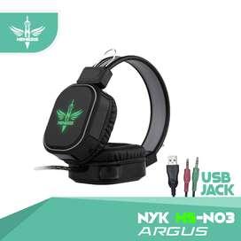 HEADSET GAMING NYK HSN-03 Argus