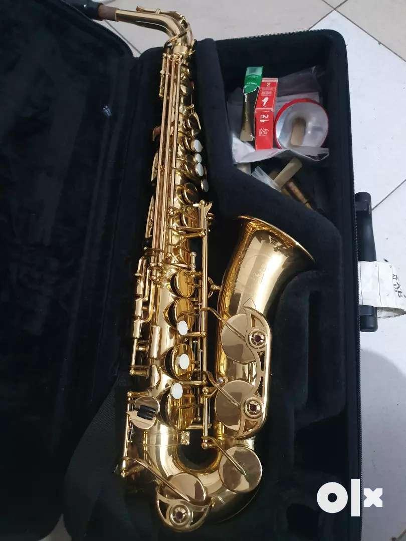 Yamaha Alto Saxophone 0