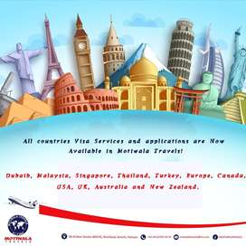 TICKETS HOTELS AND VISA SERVICES ALL COUNTRIES