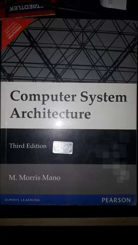 Computer system architecture by Morris  mano at 110
