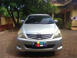 Dijual Murah, Innova 2010 type G