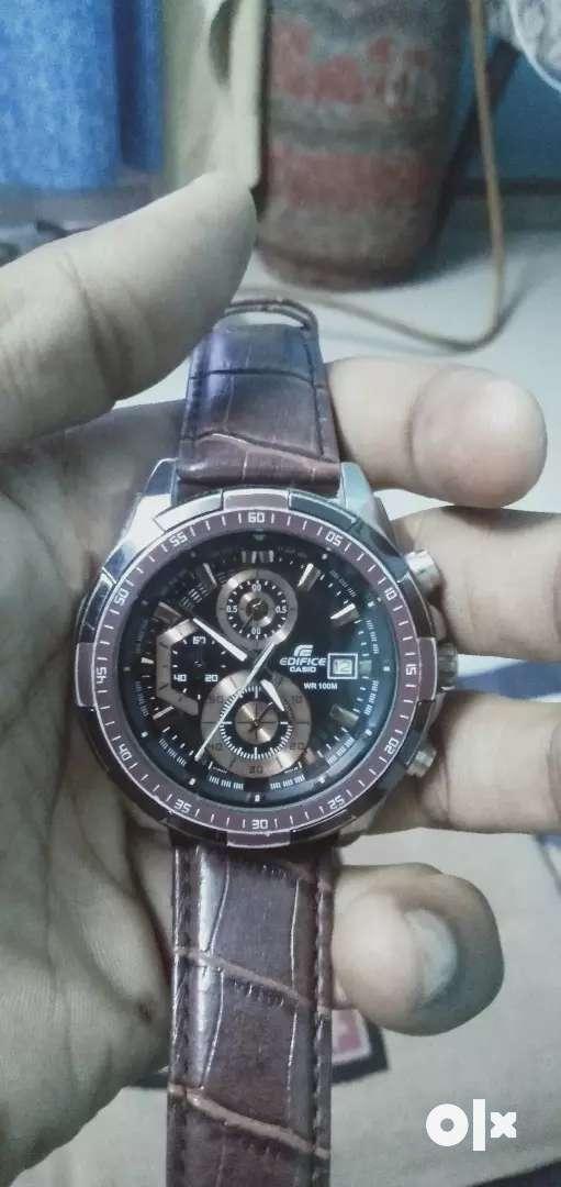 Casio edifice ultimate watch 0