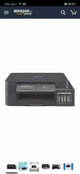 Brother T300 printer and  free working  lemilisan mhaseen