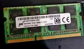 Ddr3 laptop ram 8 gb