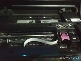 Hp all in one  , model no 3545 , WiFi printer