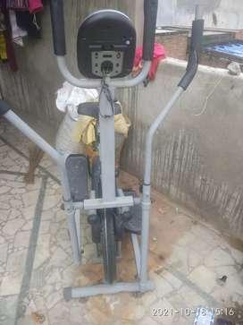 Cycling zym machine