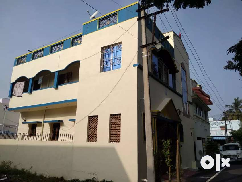 2Bhk - Park opposite - Ground floor - Compact house - Peaceful Place 0