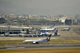 Walk in interview for Airlines Ground Staff In Bhuj Airport