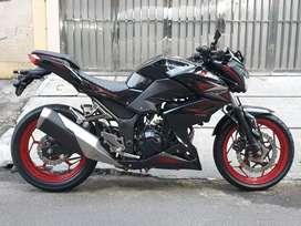 Kawasaki Z250 ABS 2016 3000km Z 250 TT Ninja 250fi R25 Er6 Xmax Cbr