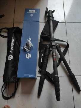 Tripod Fotopro X-Go Carbon Matt Black