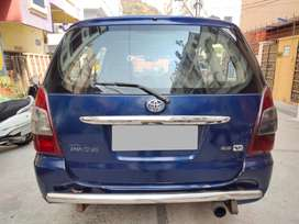 Toyota Innova 2.5 V 7 STR, 2006, Diesel