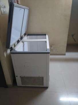 Western d freezer