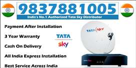 Book Now! Tata Sky HD- Airtel Dish TV Dishtv Videocon- Tatasky DTH D2H