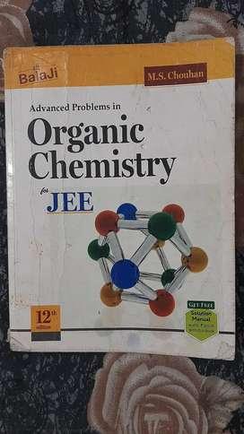 Organic chemistry M.S Chouhan