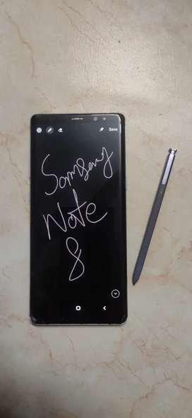 Samsung note 8 6gb 64gb