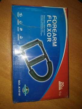 Forearm flexor- unused