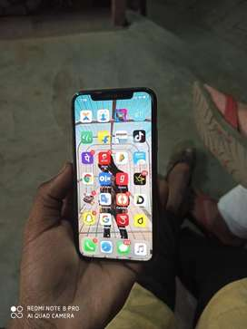 iphone x 64 full condition