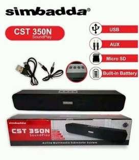 speaker simbadda cst350n bluetooth