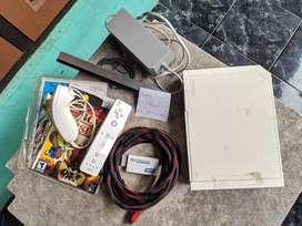 Nintendo Wii  Putih 12