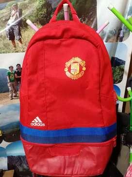 Tas Ransel Adidas edisi MU football