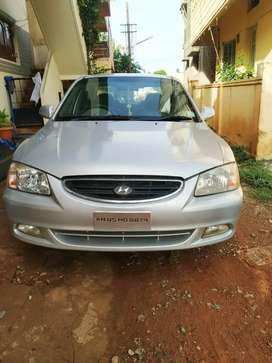 Hyundai Accent 2005 with comprehensive Insurance & Mint condition
