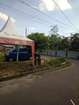 Dijual tanah kosong 350 m2 lokasi jl. Taman Sejahtera 1