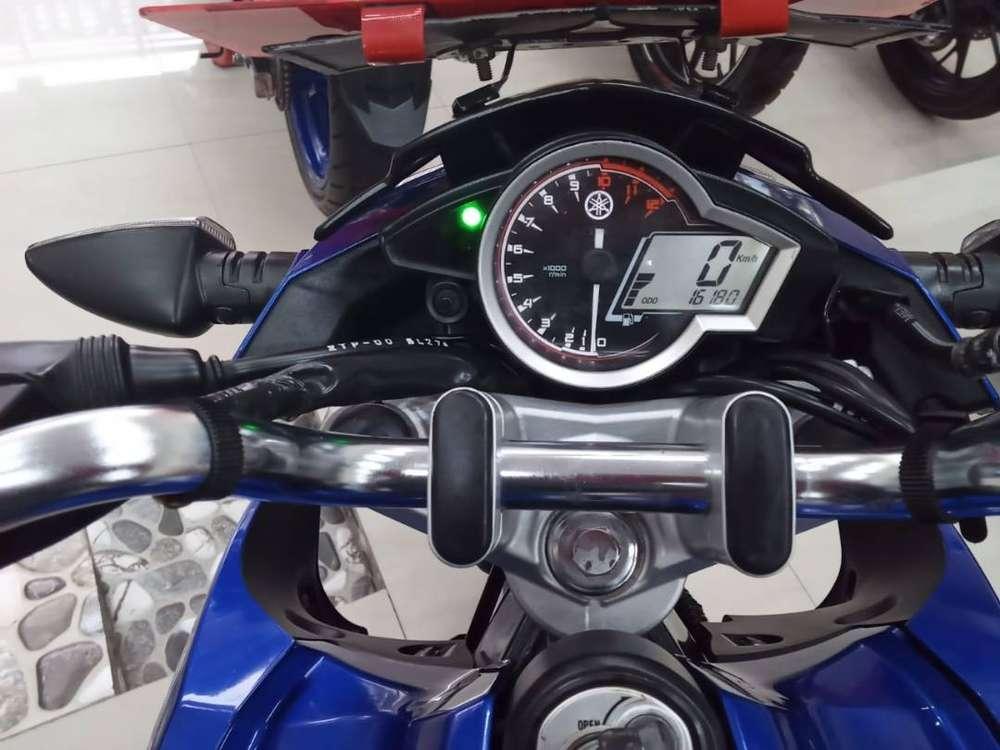 Yamaha New Vixion advance movistar tahun 2016 ready siap pakai saja