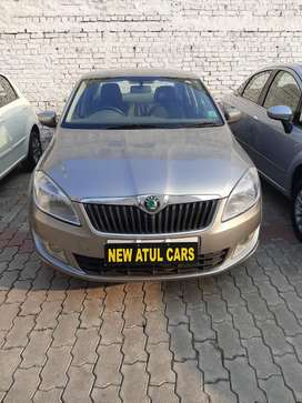 Skoda Rapid Active 1.5 TDI Manual, 2011, Diesel