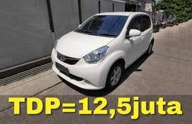 Daihatsu SIRION A/T (Matic) 2012 Low KM! Bisa Kredit TDP=12,5juta