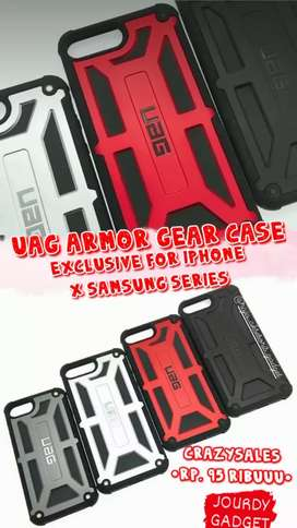 UAG ARMOR GEAR CASE Exclusive for iPhone X Samsung Series