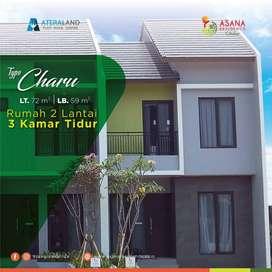 Rumah Dijual Cibubur Asana Residence