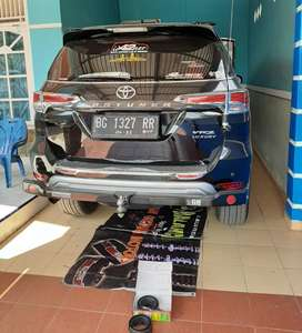 Pasang BALANCE DAMPER dapat mengurangi Limbung/guncangan pada mobil