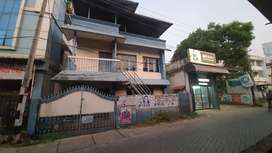 4.5 cent land with independent House as Commercial Office at vytila