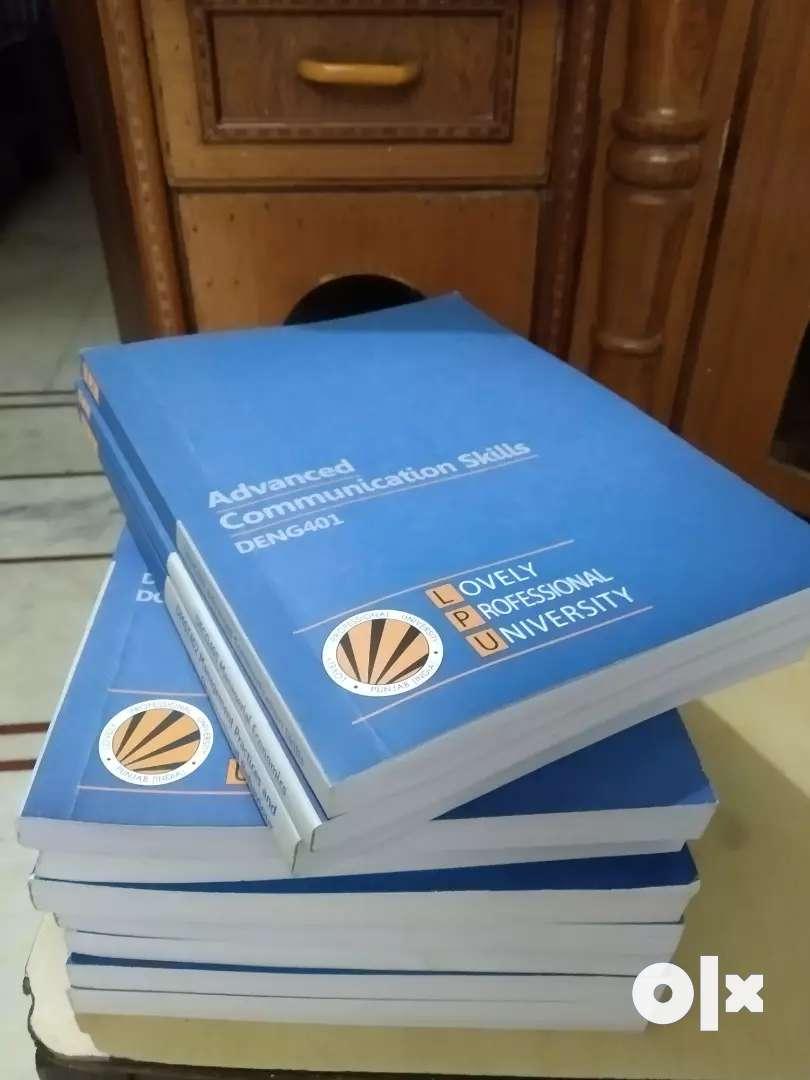 Lpu PGDBM NEW books 0