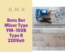 Benz Bor Mixer Type YM-150B