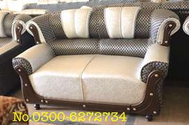 New Gifted price Sofa Set 123