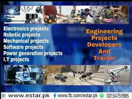 Final Year for all  Project Trainer & Developer