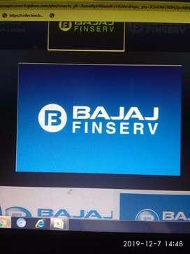 Bajaj Finserv EMI callection job
