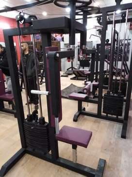 gym equipments are available on order