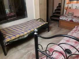 Available female paying guest at new Panvel sector 19.