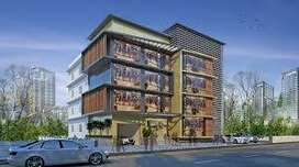 Commercial space for rent in Kanjikuzhy, kottayam