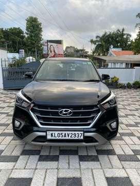 Hyundai Creta 1.6 SX Automatic, 2020, Petrol