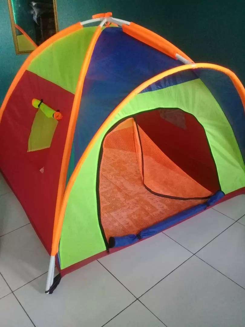 tenda anak dome brkarakter cocok buat kado bisa cod
