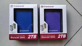 Harddisk Transcend 25H3 2TB BNIB