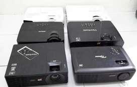 Jasa Rental LCD Proyektor dan Screen murah 24 Jam Area Prambanan